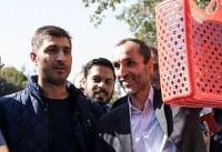 بازداشت بقایی تکذیب شد