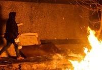 گزارش ۵۳ مورد آتش سوزی در ۴ ساعت