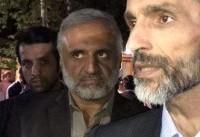 بقایی دستگیر و جهت اجرای حکم صادره به زندان معرفی شد