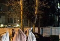 (تصاویر) قاشقزنی رسمی دیرینه یوسفآباد تهران