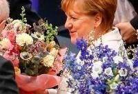 مرکل بار دیگر صدراعظم آلمان شد
