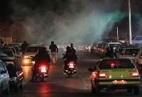 وقوع ۱۷۰ آتش سوزی مرتبط با چهارشنبه سوری در تهران