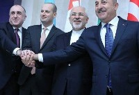 Iran, Azerbaijan, Turkey and Georgia hail cooperation