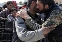 نحوه رفتار ارتش سوریه با مهاجرین غوطه شرقی + تصاویر
