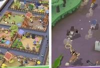 بازی Rodeo Stampede: رام کردن حیوانات وحشی و مدیریت باغ وحش