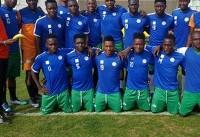 سرمربی سیرالئون:به دو بازیکن ۱۶ساله بازی دادم
