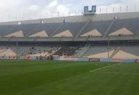 حضور حدود هزار هوادار تیم ملی و ۴ تماشاگر سیرائلونی در «آزادی»/ طارمی هم به ورزشگاه آمد
