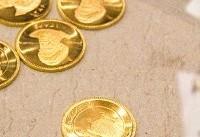 افزایش قیمت سکه و کاهش ارزش دلار در بازار آزاد