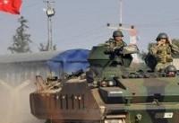 ورود نیروهای تازه نفس ترکیه به سوریه