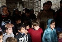 More than 50,000 flee twin offensives in Syria as crisis deepens