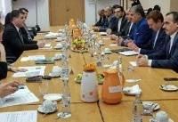 نمایندگان مجلس ایران با مقامات پارلمانی اتریش و اسلواکی دیدار کردند