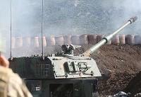 ورود نیروهای مورد حمایت ترکیه به عفرین از محورهای غربی و شرقی