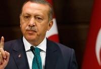 عفرین در کنترل نیروهای ترکیه/پرچم ترکیه در شهر برافراشته شد