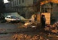 مغز شهدای ناجا کف خیابان ریخته بود/پلیس سلاح گرم نداشت