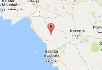زلزله مرز بوشهر و فارس خسارتی نداشت