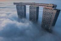 برج گیت ابوظبی (+عکس)