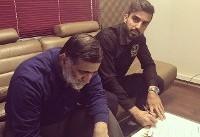کاظم محمودی: عشوری باید در کمیته انضباطی باشگاه و کمیته اخلاق پاسخگوی رفتارش باشد