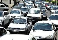آغاز ترافیک در جاده های چالوس و هراز/ بارش برف و باران در جاده های نیمه جنوبی کشور
