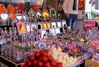 آشفتگی قیمت های بازار شب عید؛ فروش تخم مرغ رنگی ۷ هزار تومان