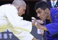 مبارزه ملایی با نفر دوم جهان برای کسب مدال برنز