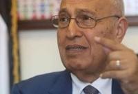 تهدید مشاور محمود عباس به تعطیل کردن دفتر ساف در واشنگتن