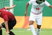 زادعلی اصغر: تلاش خواهم کرد در جام جهانی اسپانیا آقای گل شوم