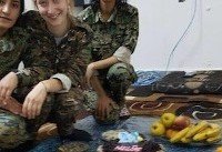 British woman Anna Campbell who joined all-female fighting unit killed in Syria