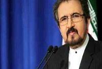 قاسمی: ایران بر سر مسائل دفاعی خود با دیگران مذاکره نمیکند