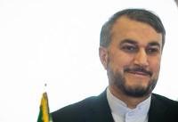 امیرعبداللهیان در دیدار سفیر سوریه در تهران:  مقابله با تروریسم نیازمند مبارزه است و نه مذاکره