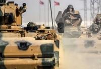 یورش ترکیه به غفرین ۲۰۰ هزار شهروند سوری را آواره کرد