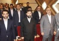 با حضور وزیر ارتباطات وفناوری اطلاعات ۱۹ طرح مخابراتی در استان خوزستان افتتاح شد