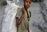 پذیرش ۲۸۵۰ کودک کار و خیابان توسط بهزیستی/ ۶۵ درصد پذیرش&#۸۲۰۴;شدگان خارجی بودند