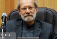 تسلیت لاریجانی به مناسبت درگذشت حجتالاسلام والمسلمین حسنی