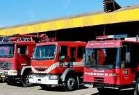 تمهیدات نوروزی آتشنشانی تهران تا ۱۳ فروردین