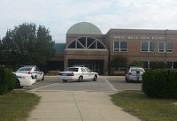 Shooting at Great Mills High School in Maryland, US, leaves three injured