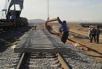روحانی راهآهن تهران-کرمانشاه را افتتاح کرد