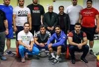 از استعفای دسته جمعی تا بالا رفتن پرچم وزنه برداری ایران در خاک آمریکا