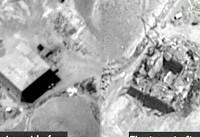 اسرائیل بمباران راکتور اتمی سوریه در سال ۲۰۰۷ را تایید کرد