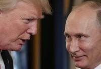 Fuming Trump defends Putin embrace after damaging leak