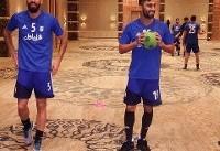 برگزاری جلسه فنی تیم ملی فوتبال ایران در تونس
