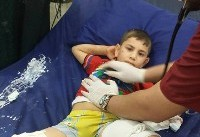 تصاویر العالم از شهدا و مجروحان حمله تروریستی عراق
