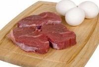 تداوم توزیع گوشت قرمز و تخم مرغ در ایام عید