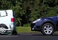 همه چیز دربارهی تست تصادف در خودروهای مدرن
