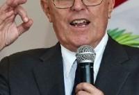 کوچینسکی، رئیسجمهور پرو استعفا کرد