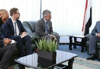 جزئیات دیدار فرستاد سوئد با رئیس شورای عالی سیاسی یمن