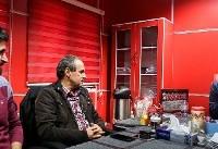 عاشق ایران هستم/ بارها شاهنامه را خواندهام/ سال قبل رویایی نشد