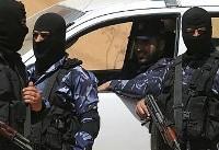 دو عضو نیروهای امنیتی حماس در نوار غزه کشته شدند