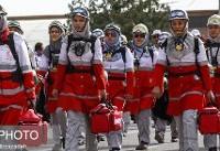 امدادرسانی به بیش از ۸۰۰۰ نفر در ۷ روز گذشته