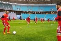 ترکیب تیم ملی ایران برای بازی در مقابل تونس مشخص شد
