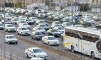 ترافیک سنگین در جاده های شمالی/وضعیت سایر محورها